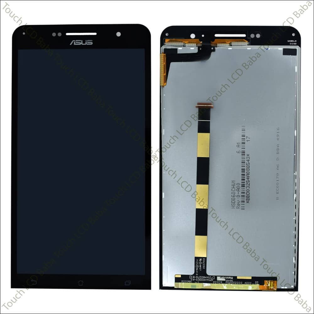 Zenfone 6 Display and Touch Screen