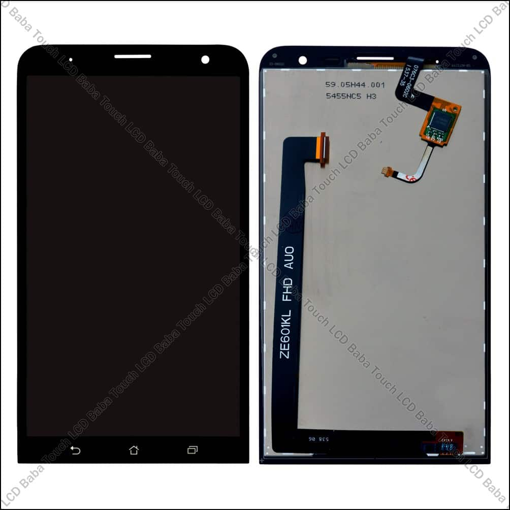 Zenfone 2 Laser ZE601KL Display and Touch Screen