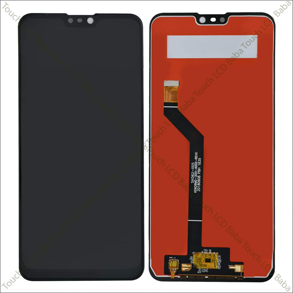 Zenfone Max Pro M2 Display Broken