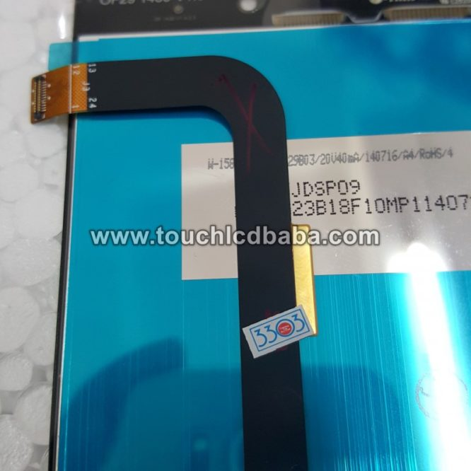Gionee G5 LCD Display Screen With Touch Digitizer Glass