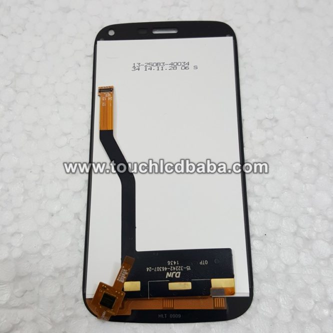 LCD Display Touch Screen Digitizer Glass For Broken Panasonic P41 HD