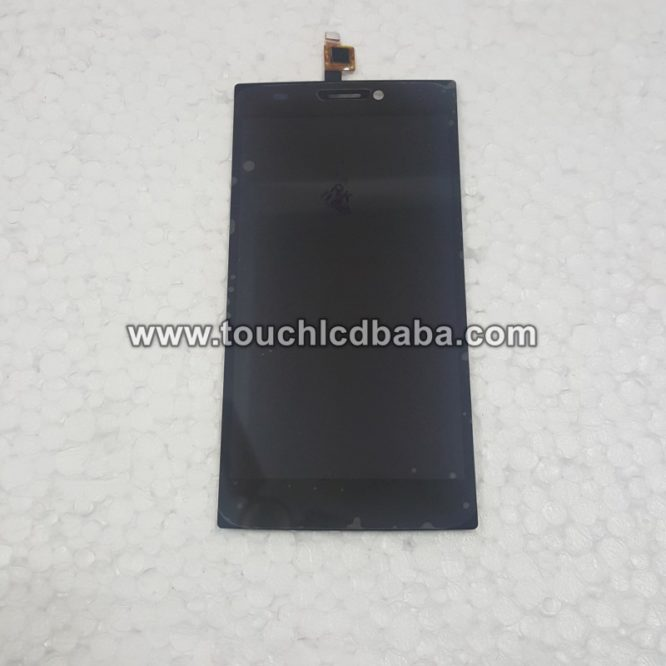 Micromax EG111 LCD Display With Digitizer Glass