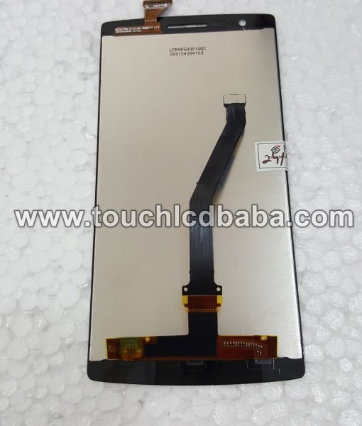 One Plus One LCD Screen