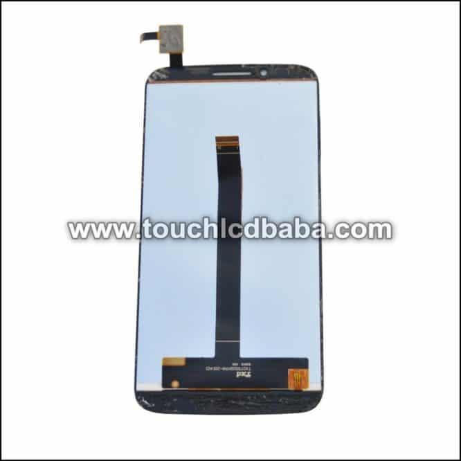 Eluga Icon LCD Display