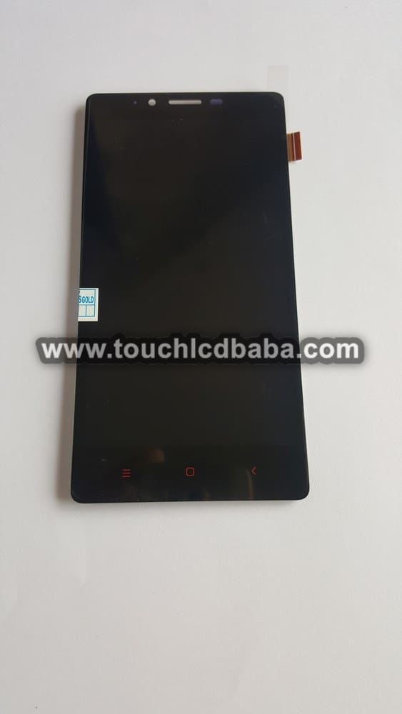 Redmi Note LCD Display With Touch Digitzer Glass