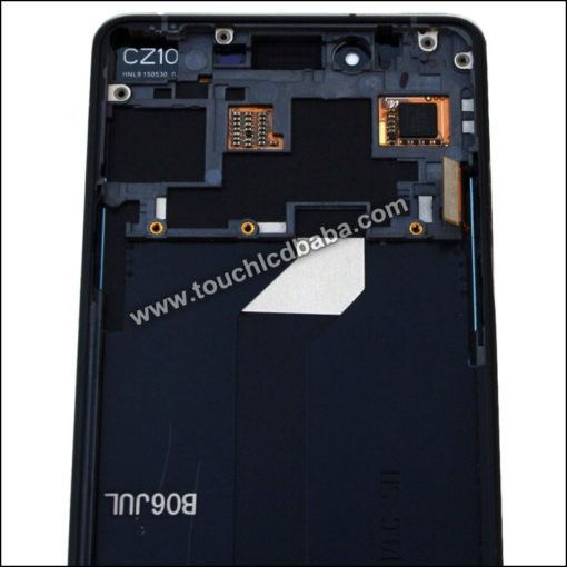 Micromax Canvas Silver 5 LCD Display