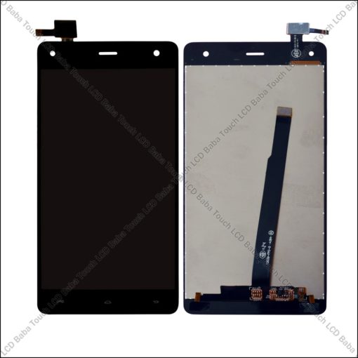 Xolo Black Display and Touch