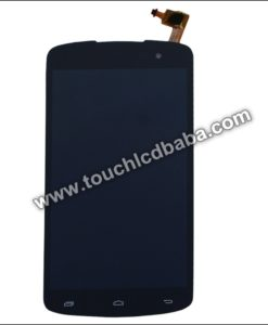 Xolo Omega 5.0 LCD Display Screen Digitizer Glass