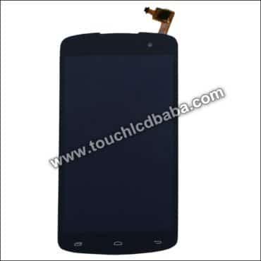 Xolo Omega 5.0 LCD Display Screen Digitizer Glass