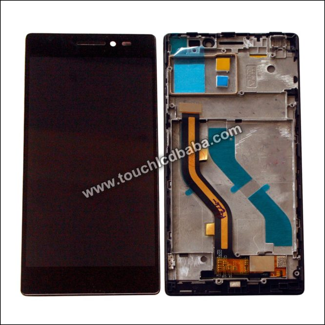 Lenovo Vibe X2 With Frame Folder