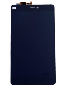 Mi4 LCD Display Digitizer Glass