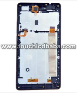 Micromax Canvas 5 E481 LCD Display With Touch Digitizer Glass