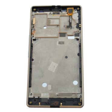 Yu Yuphoria LCD Display Digitizer Combo With Frame