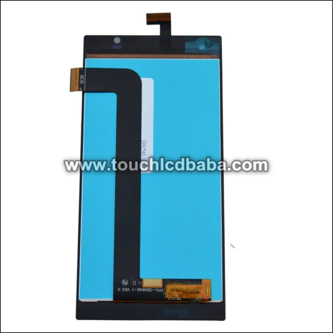 Xolo Cube 5.0 LCD Display Touch Screen Combo