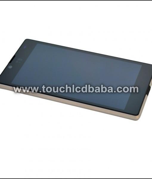 Yu Yuphoria LCD Display Digitizer With Frame