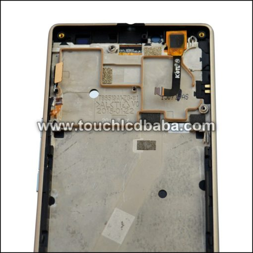 Yu Yuphoria LCD Display Digitizer With Frame