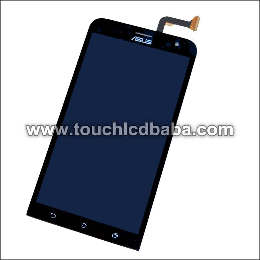 Asus Zenfone 2 Laser Display And Touch Screen Glass Combo