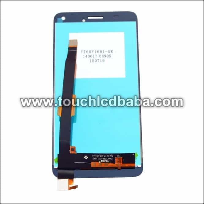 Panasonic P61 LCD Display Combo