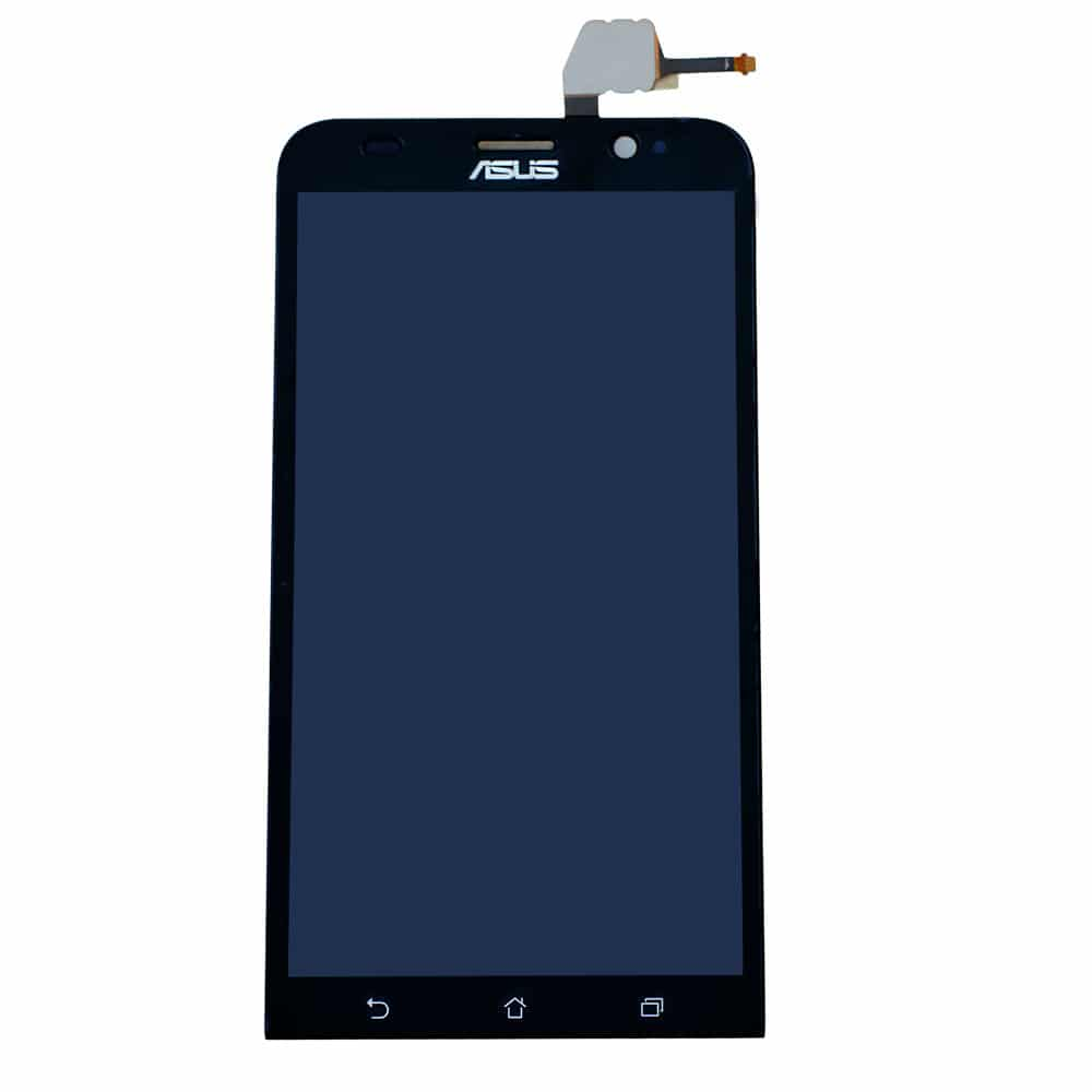 asus zenfone 2 display and touch screen glass combo z00ad. Black Bedroom Furniture Sets. Home Design Ideas