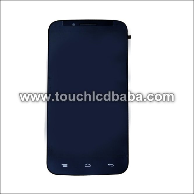 Eluga Icon LCD Display With Frame