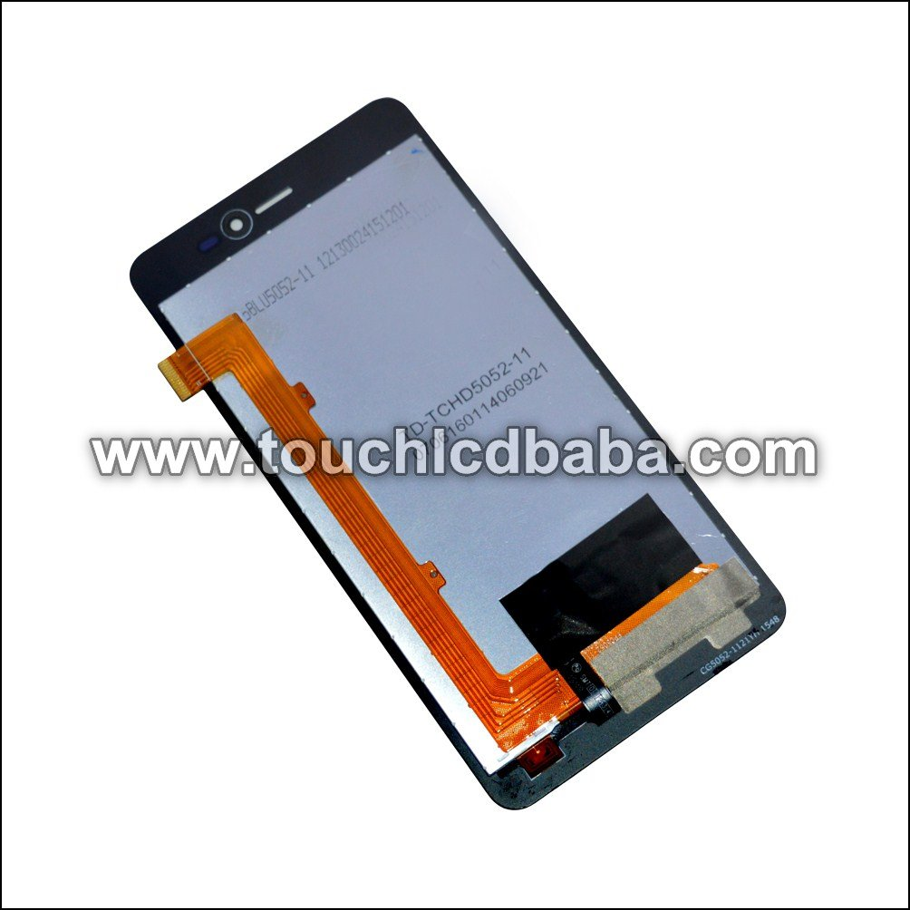 Gionee P5W LCD Display With Touch Screen Glass Combo - Touch LCD Baba