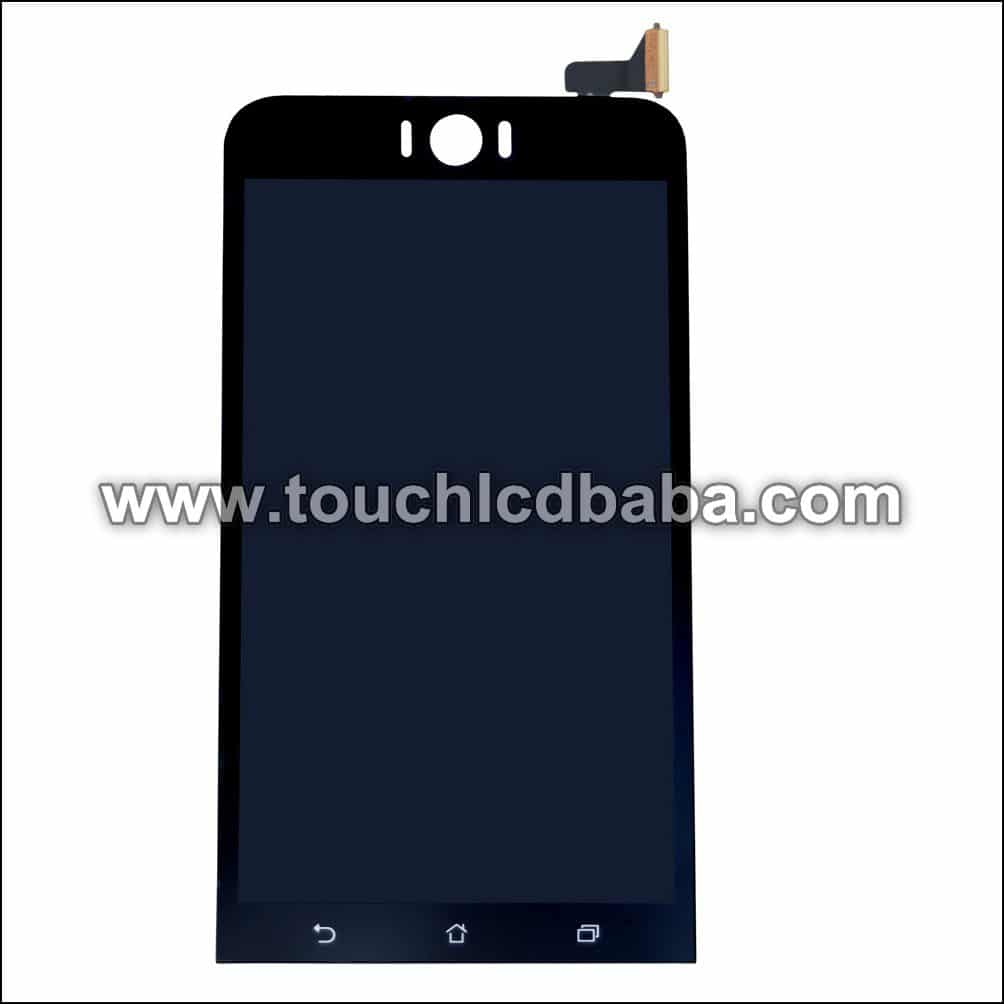 Asus Zenfone Selfie Display And Touch Screen Glass Combo