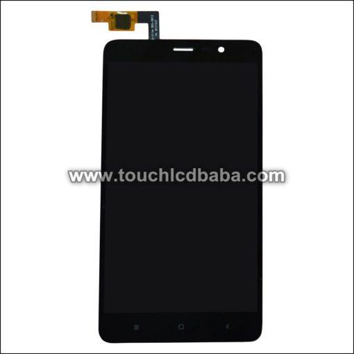 Xiaomi Redmi Note 3 Display Screen Replacement Black