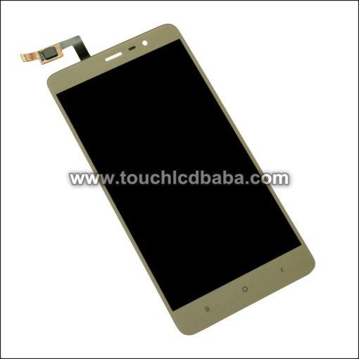 Broken Redmi Note 3 Broken Display Replacement Golden