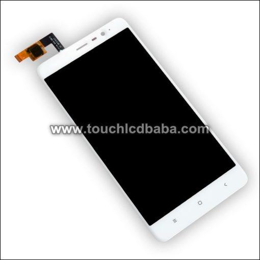 Broken Redmi Note 3 Broken Display Replacement White