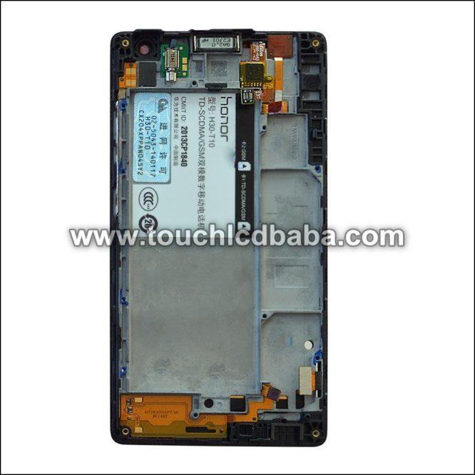 Honor 3C U10 Replacement LCD Display Combo