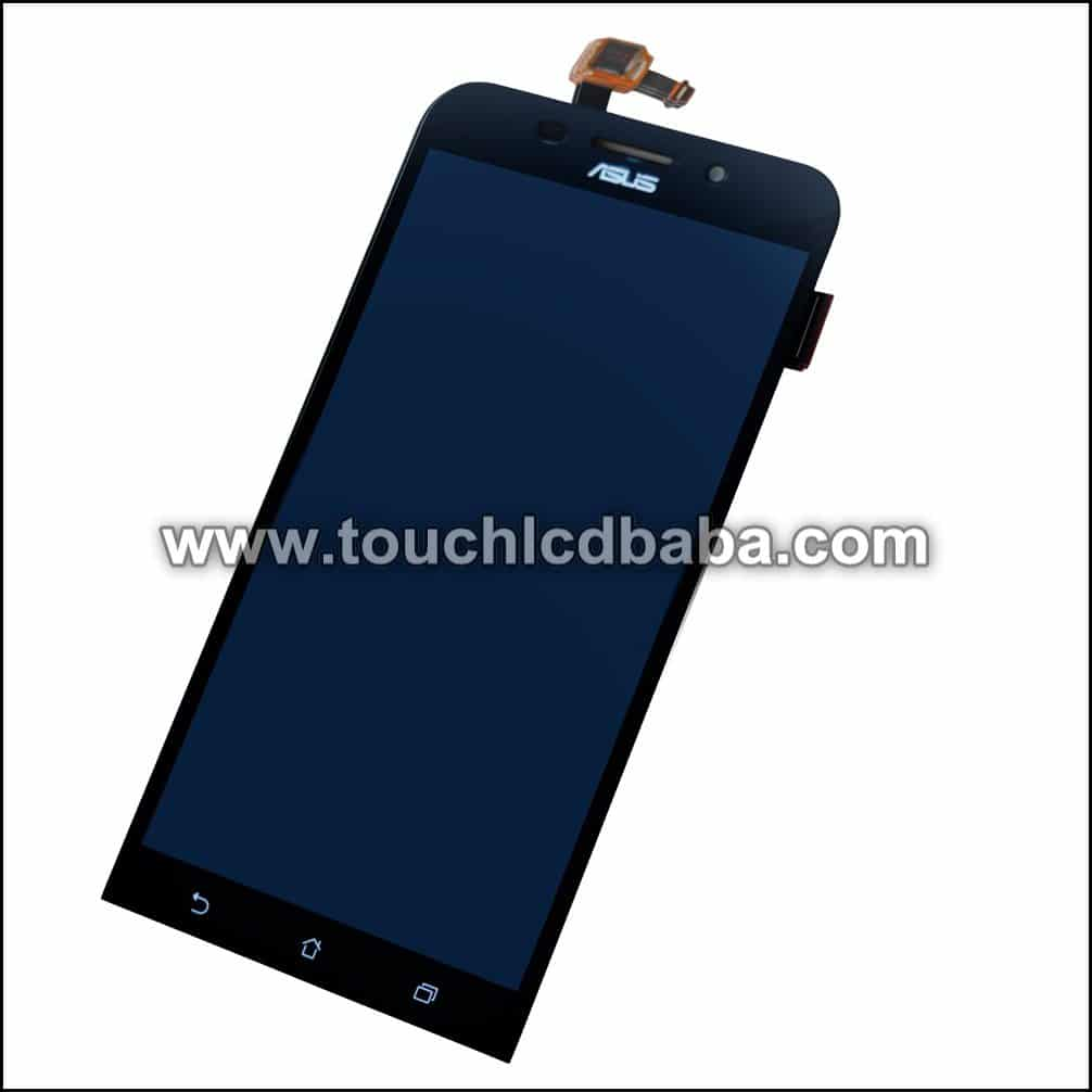 Asus Zenfone Max Display And Touch Screen Glass Combo Z010d Zc550kl 2 32gb Black Lcd Baba
