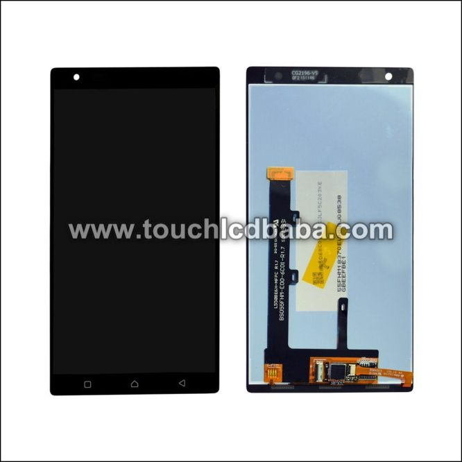 Vibe X3 Display and Touch