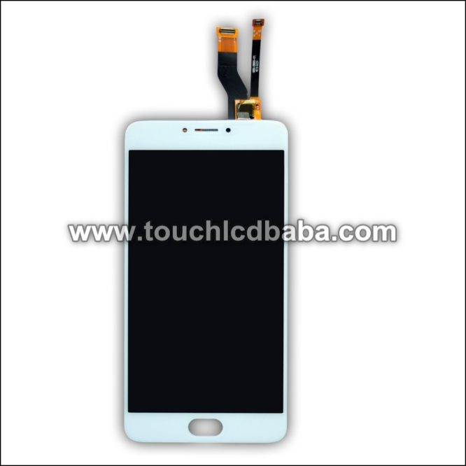 LCD Display With Touch For Yu Yunicorn YU5530