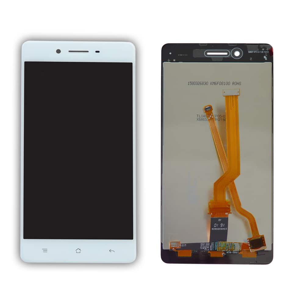 Oppo F1f A35 LCD Display With Touch Screen Digitizer Combo