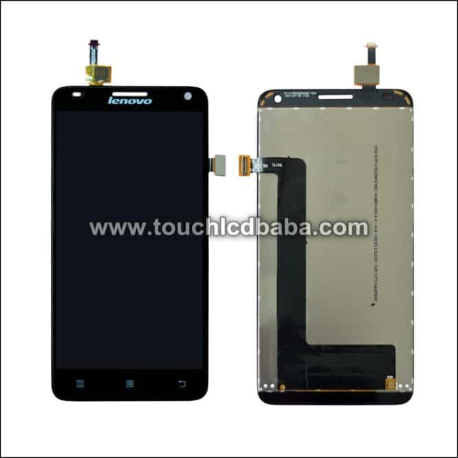 Lenovo S580 Display With Touch Screen