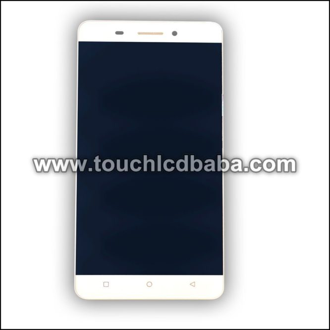 Gionee M5 Display With Touch Screen frame