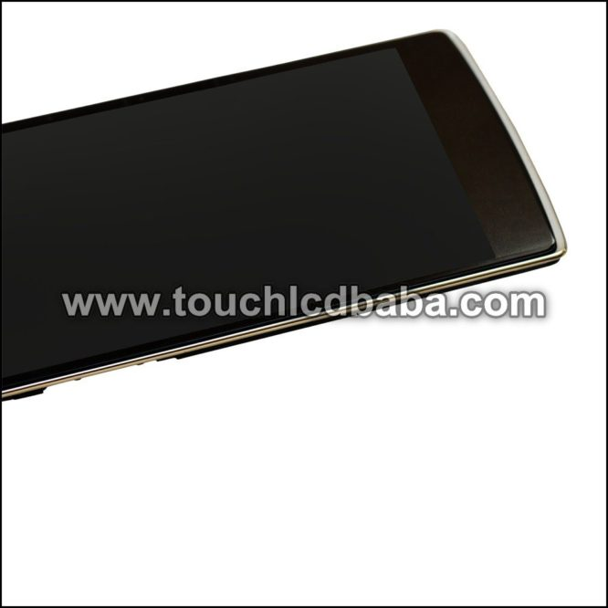 One Plus One Display With Frame