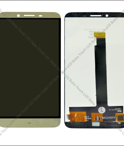 Eluga Note Display With Touch Screen Glass
