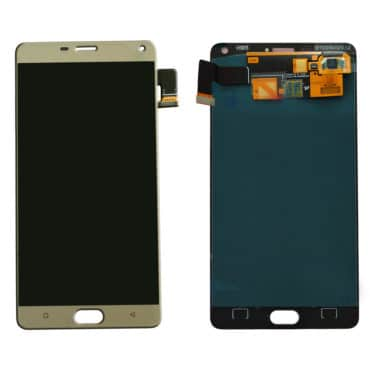 Gionee M5 Plus Display