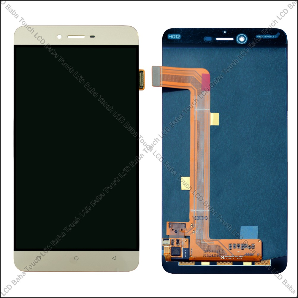 Gionee S6 Display With Touch Screen Digitizer Glass