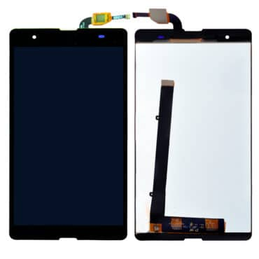 Yureka Note Display and Touch Screen