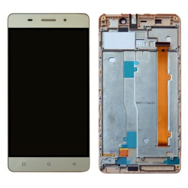 Gionee M5 Lite Display With Frame