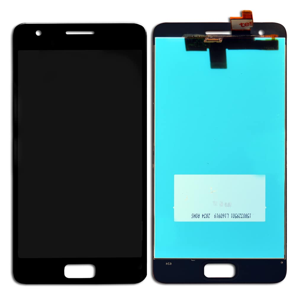 Lenovo Z2 Plus Display and Touch Screen Glass Combo Replacement