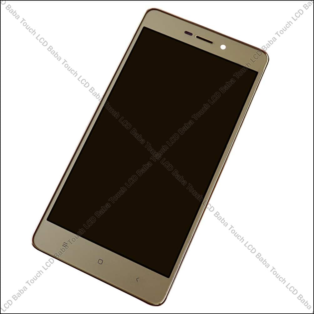 Xiaomi Redmi 3S Prime Display and Touch Screen With Frame - Touch LCD Baba