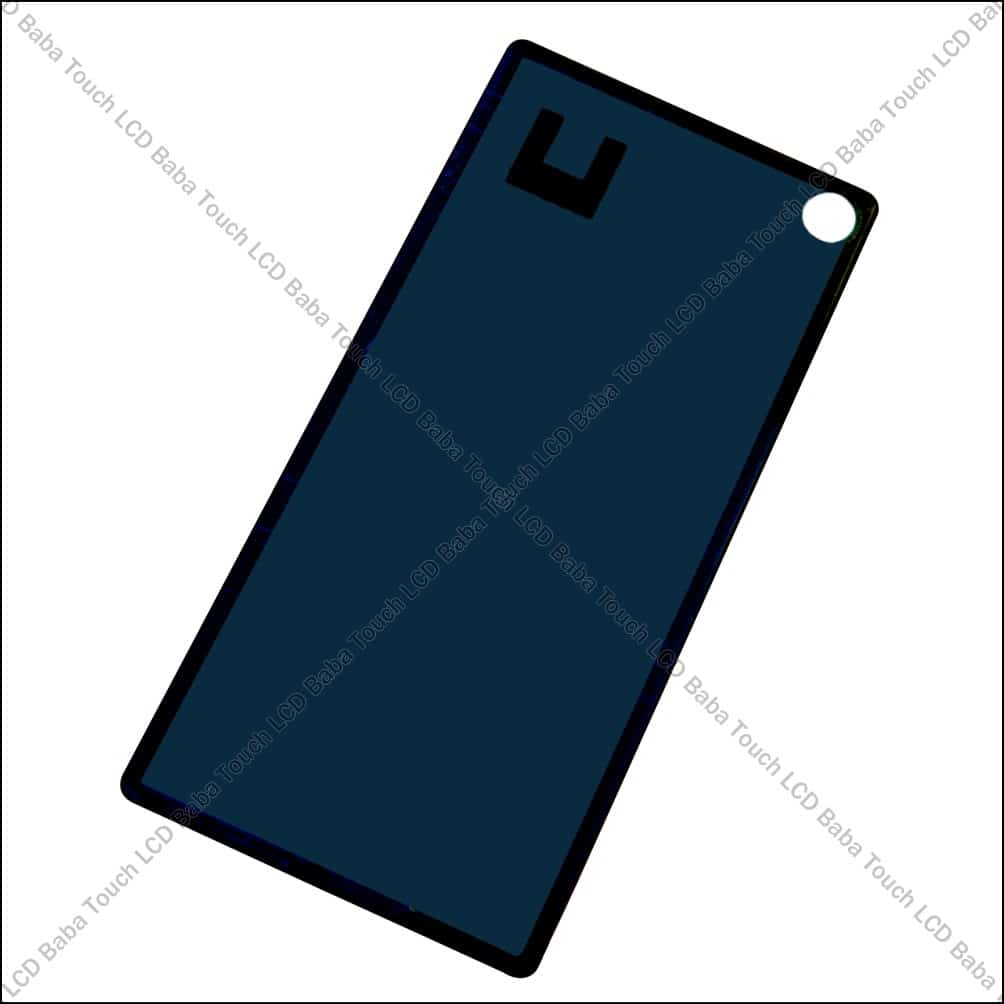 Lenovo Vibe Shot Back Side Glass Z90a40 Battery Door Touch Grey Smartphone Home