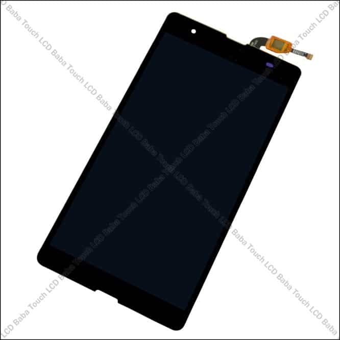 Yureka Note Display Broken
