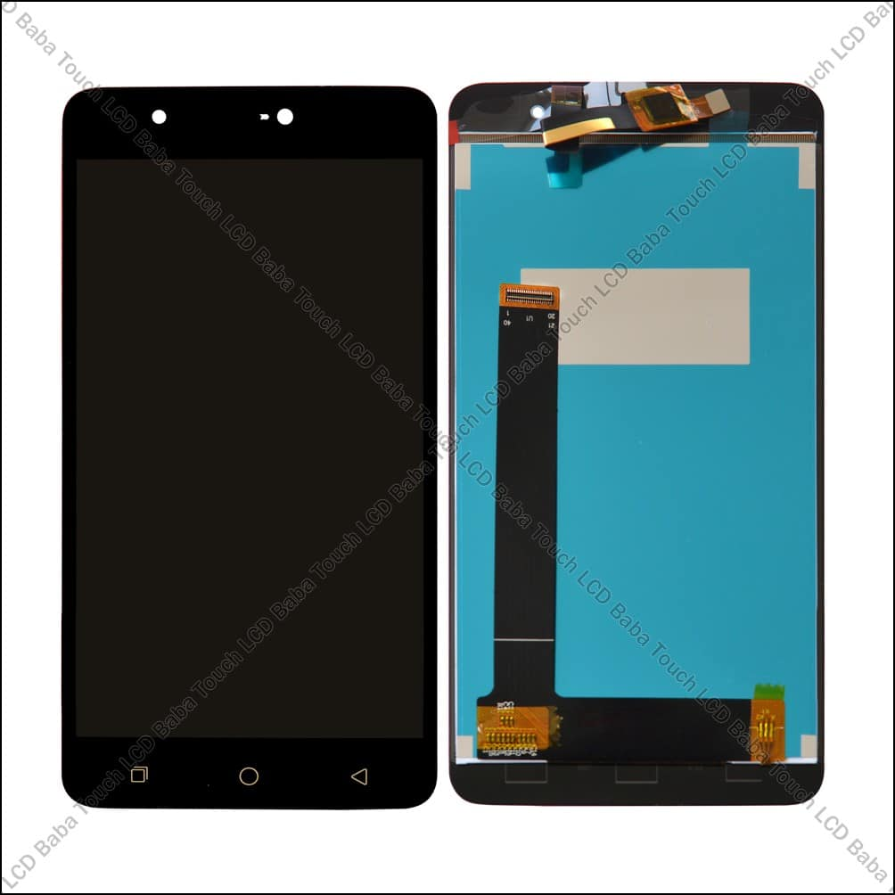 Coolpad Mega 3 Display and Touch Screen Glass Combo HT3503i - Touch LCD Baba