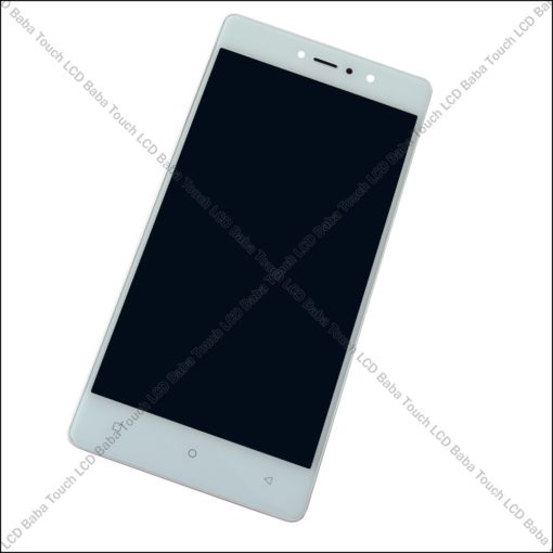 Gionee S6s Display and Touch With Frame