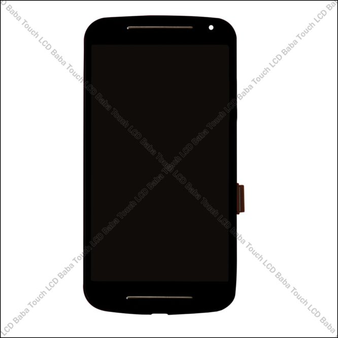 Moto G2 With Frame Combo