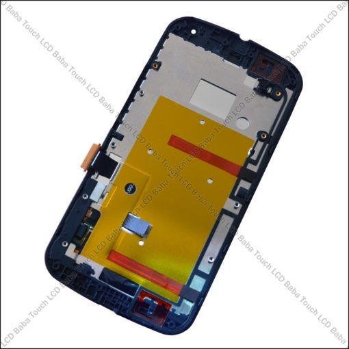 Moto G2 Display and Touch With Frame